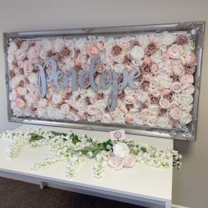 XL Ornate Flower Frame – 160cmx80cm
