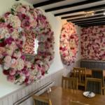 XL Flower Mirror
