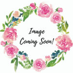 Large Borderless Flower Frame